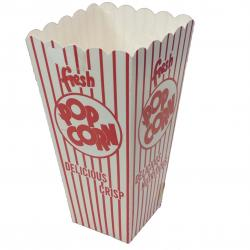 Popcorn Box- Scoop      Ounce-500 Pack