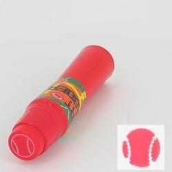 Red Baseball Design Dabber-1 Dozen Display