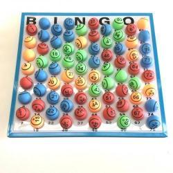 Bingo Ball- 1 Side Print- Random Muti-Colored Balls CLOSEOUT SPECIAL
