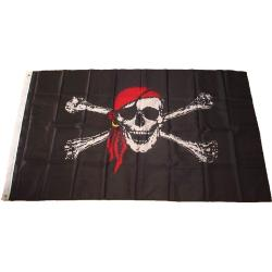 3X5 Jolly Roger Pirate Flag
