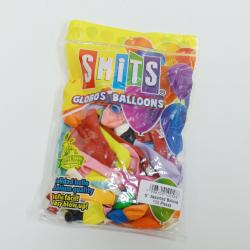 Balloon- 05 Inch Dart 1 Gross Bag (144 pieces)