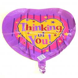 Mylar Balloon- Thinking Of You