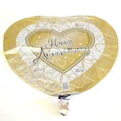 Mylar Balloon- Happy Aniversary