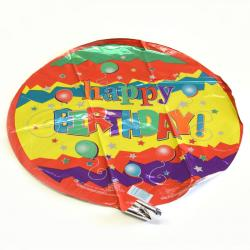 Mylar Balloon- Balloons & Stars Hb