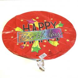Mylar Balloon- Flying Stars Hb