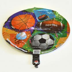 Mylar Balloon- Sports Ball