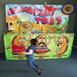 Rental Game Sombrero Toss
