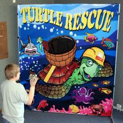 Rental Game Turtle Rescue