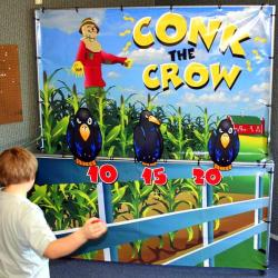 Rental Game Conk The Crow