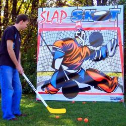 Rental Game Slap Shot Hockey