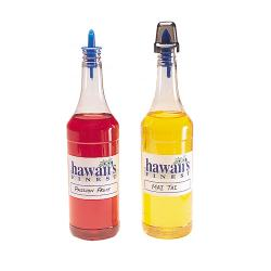 Shave Ice Flavor Bottles Carton of 12 bottles