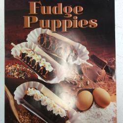 Poster- Fudge Puppies