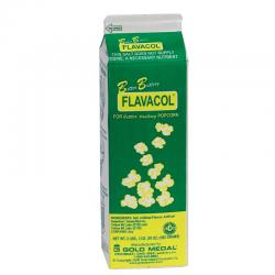 Better Buttery Flavacol 12/35ounce box per carton