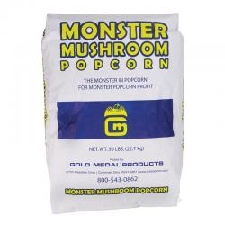 Monster Mushroom Popcorn- 50 Pound Bag
