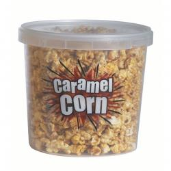 Caramel Corn Containers- Large 175 with lids per carton