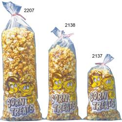 Corn Treats Bag- 5 X 12 1/2  Ct4