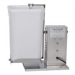 Popcorn Shaker Box W/Lid