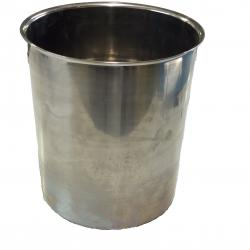 Insert Bowl- Large Stainless- 4 Quart Capacity