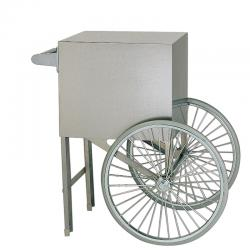 Cart-Two Wheel-Stainless