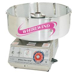 Whirlwind Deluxe Floss Machine Stainless Steel