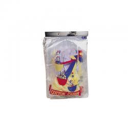 Gm Multi Color Printed Cc Bags W/Tie