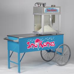 2 Wheel Snokone Cart