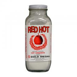 Apple Flavor-Red Hot