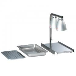 Warma Serve-Warmer W/Lamps