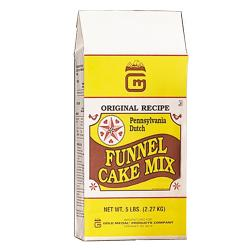 Funnel Cake Mix 6/5Lb