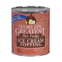 Worlds Greatest Hot Fudge 6/#10