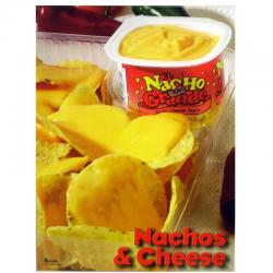 Nacho Poster Portion Pack