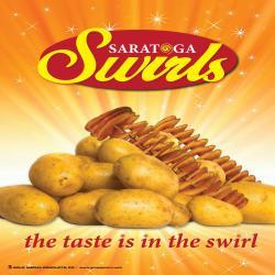 Poster- Saratogo Swirl