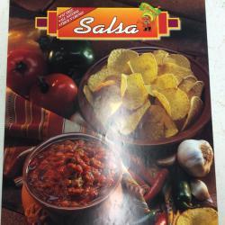Poster- Salsa