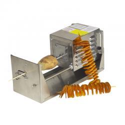 Spiral Fry Cutter W/ Motor