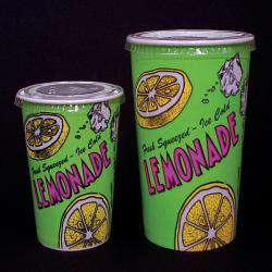 Cup 32Ounce Lemonade Print 480 Case