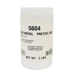 Pretzel Salt-2Lb Jar