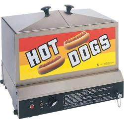 Steamin Deamon-Hot Dog