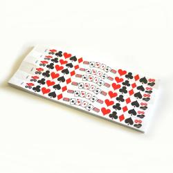 Wristband- Winning Hand /100 Ct