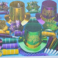 Kit- Mardi Gras Assortment For 50 people