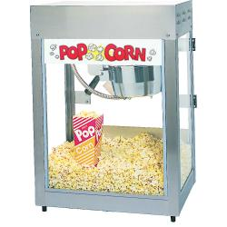 Rental- 6 Ounce-Master Pop Ser#00143