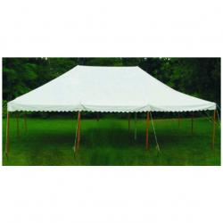 Rental Tent 20 X 30 White