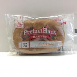 Cinnamon Sugar Pretzel Haus shelf stable pretzel 50/6oz per carton