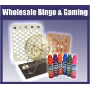 Wholesale Bingo & Gaming